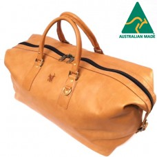 Leather Overnight Bag: LAR01